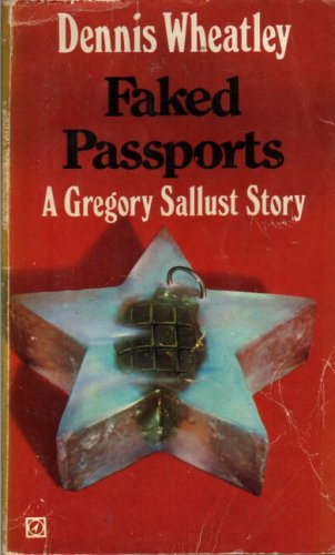 Faked Passports (Gregory Sallust #3)