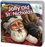 Jolly Old St. Nicholas [With CD]