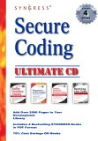 Secure Coding Ultimate Reference Cd: Reverse Engineering, Buffer Overflows, Hacking The Code
