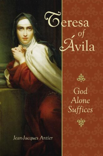St. Theresa Of Avila by Jean Jacques Antier