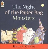 The Night of the Paper Bag Monsters (Halloween)