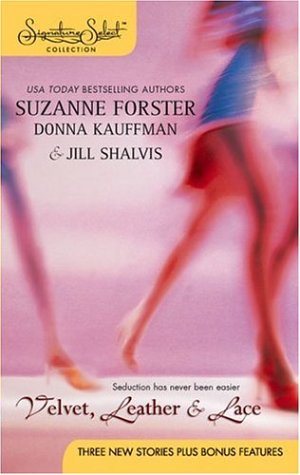 Velvet, Leather & Lace by Suzanne Forster