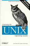 Learning the UNIX Operating System (In a Nutshell)