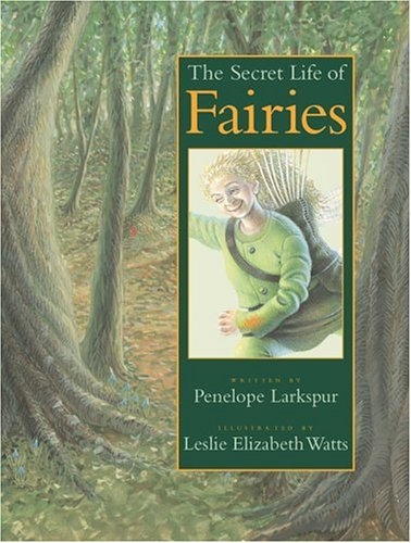 The Secret Life of Fairies [With Gold-Colored Fairy Pendant W/Chain]