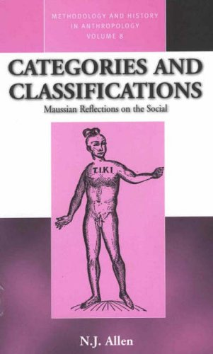 Categories and Classification by N.J. Allen