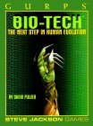 GURPS Bio-Tech: The Next Step in Human Evolution