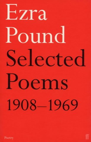 Selected Poems, 1908-1969 by Ezra Pound