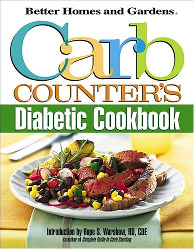 Carb Counter's Diabetic Cookbook