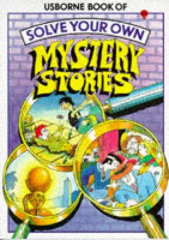 loganberry books solved mysteries s solve your own mystery ...