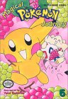 Magical Pokemon Journey, Volume 6: Gold and Silver