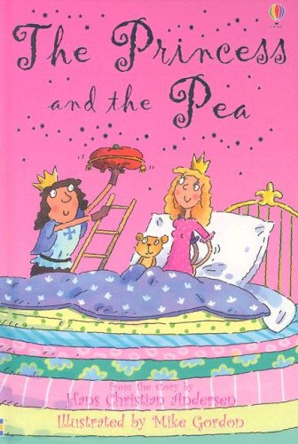 analysis of the princess and the pea In the princess and the pea by hans christian andersen, the queen believes that sensitivity is the sign of a true princess sensitivity suggests vulnerability on a physical or emotional level.