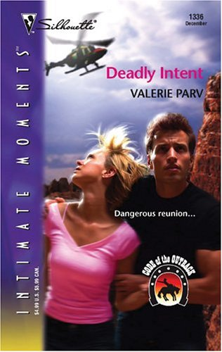 Deadly Intent (Code of the Outback, #3)