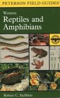 A Field Guide to Western Reptiles and Amphibians: Field Marks of All Species in Western North America, Includung Baja California (Peterson Field Guide Series)