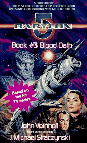 Blood Oath by John Vornholt