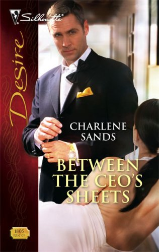 Between the CEO's Sheets by Charlene Sands