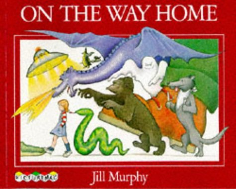 On the Way Home by Jill Murphy — Reviews, Discussion, Bookclubs, Lists
