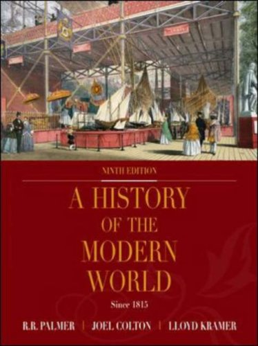 A History of the Modern World Since 1815