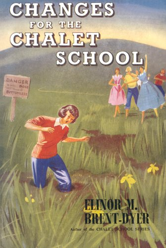 Changes for the Chalet School (The Chalet School, #32)