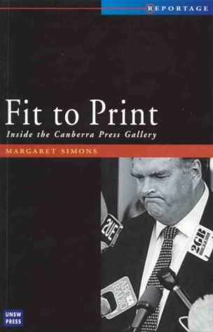 Fit To Print by Margaret Simons