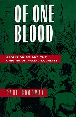 Of One Blood by Paul   Goodman