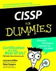CISSP for Dummies [With CDROM] by Lawrence C. Miller