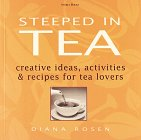 Steeped in Tea by Diana Rosen