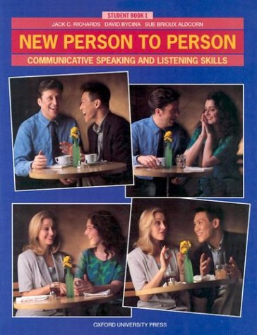 New Person To Person: Communicative Speaking And Listening Skills: Student Book