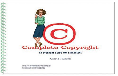 Complete Copyright by Carrie Russell