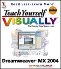 Teach Yourself Visually Dreamweaver Mx 2004