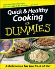 Quick & Healthy Cooking for Dummies.