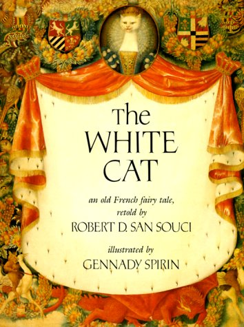 The White Cat by Robert D. San Souci