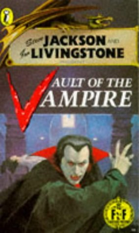 Vault of the Vampire by Keith Martin