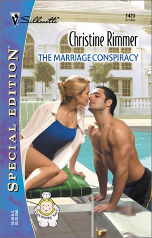 The Marriage Conspiracy (Bravo Family, #9) (Bravo Family  #9)
