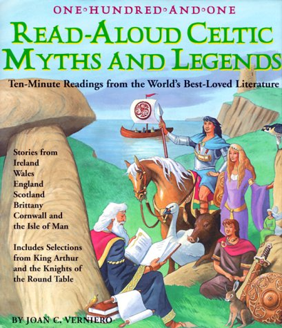 One-Hundred-and-One Celtic Read-Aloud Myths & Legends