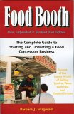 Food Booth by Barbara J. Fitzgerald