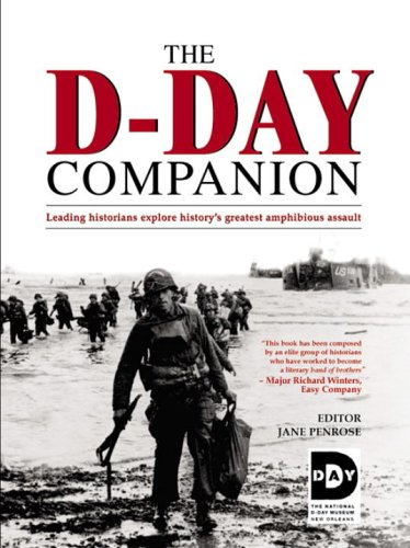 The D-Day Companion (Special Editions by Jane Penrose