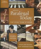 West's Paralegal Today: The Legal Team at Work