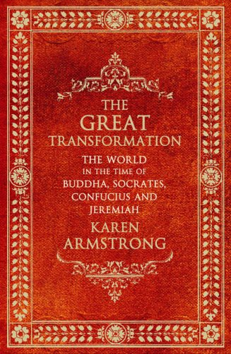 the great transformation the beginning of our religious traditions pdf
