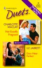Not Exactly Pregnant / Darn Near Perfect (Harlequin Duets, #20)