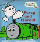 Percy and Harold (My First Thomas Padded Boards)