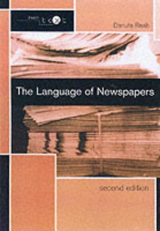 The Language of Newspapers
