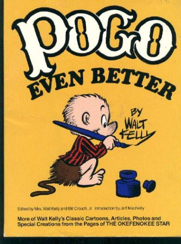 Pogo Even Better by Walt Kelly