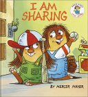 I am Sharing (Toddler Books)