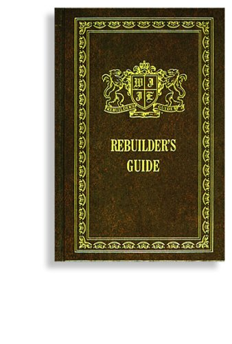 Rebuilder's Guide Life Notebook Character Cirriculum Series Basic Youth Conflicts