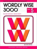 Wordly Wise 3000 Grade 5 Student Book - 2nd Edition
