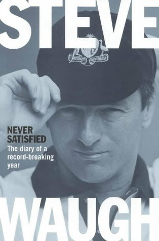Never Satisfied: The Diary of a Record-Breaking Year