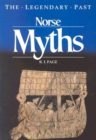 Norse Myths by R.I. Page