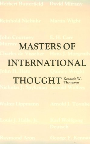 Masters of International Thought