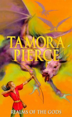 Realms of the Gods by Tamora Pierce