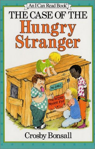 The Case of the Hungry Stranger by Crosby Bonsall